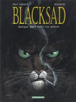 Couverture de Blacksad - Tome 1 - Quelque Part Entre Les Ombres