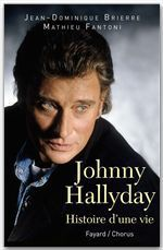 Vente EBooks : Johnny Hallyday  - Jean-Dominique BRIERRE - Mathieu Fantoni