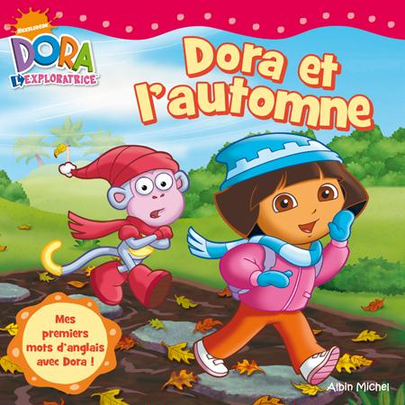 Dora L'Exploratrice ; Dora Et L'Automne