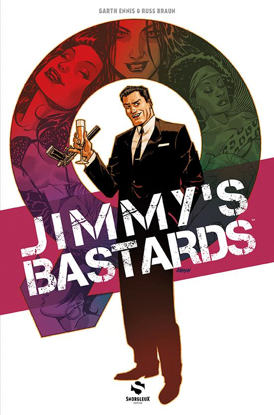 Jimmy's Bastard T.1