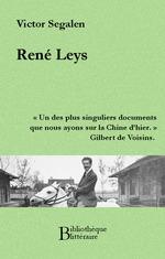 Vente Livre Numérique : René Leys  - Victor Segalen