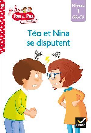 Téo et Nina se disputent