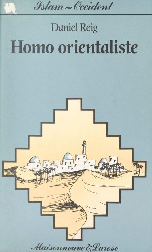 Homo orientaliste (5)