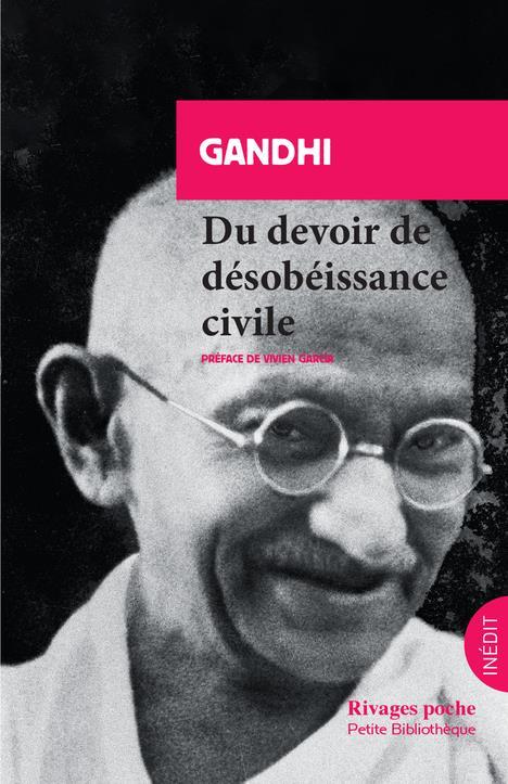 DE LA DESOBEISSANCE CIVILE