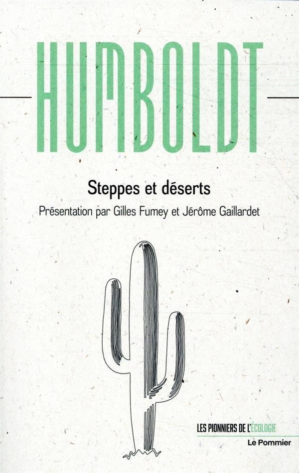 Steppes et déserts