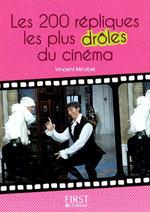 Vente EBooks : Les 200 répliques les plus drôles du cinéma  - Vincent MIRABEL