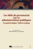 Les défis du partenariat dans les administrations publiques ; un regard systémique ; théorie et pratique