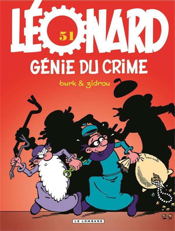 LEONARD T.51  -  GENIE DU CRIME
