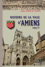 Histoire de la ville d'Amiens