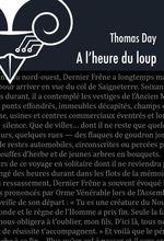 Vente EBooks : A l'heure du loup  - Thomas Day