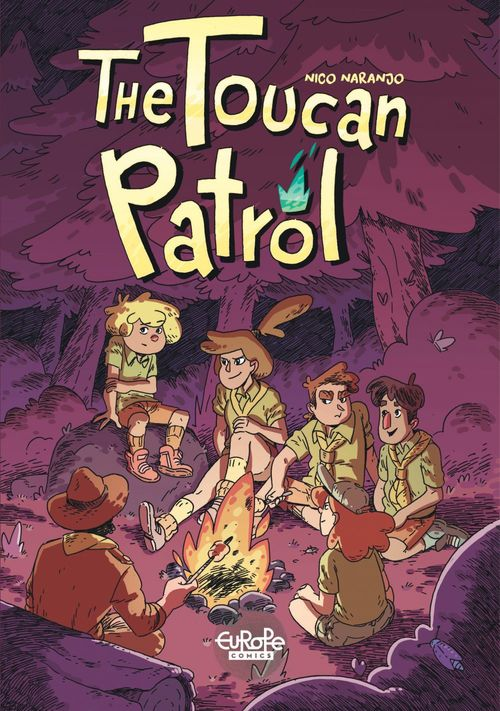 The Toucan Patrol The Toucan Patrol