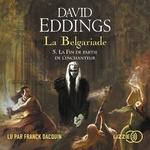 Vente AudioBook : La Belgariade - Tome 5 - La Fin de partie de l'enchanteur  - David Eddings