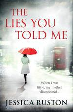 The Lies You Told Me  - Jessica Ruston