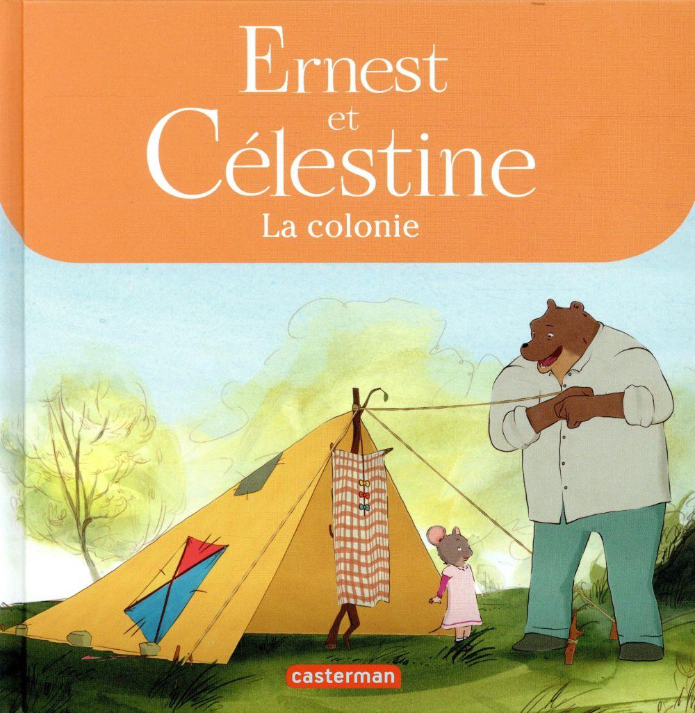 Ernest et Célestine ; la colonie