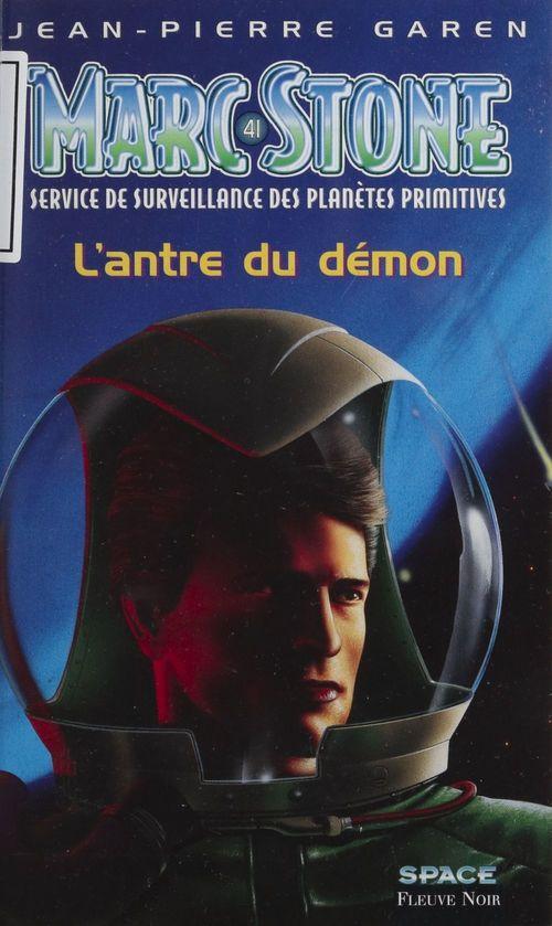 Marc Stone : service de surveillance des planètes primitives