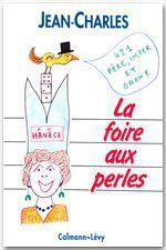 Vente EBooks : La foire aux perles  - Jean-Charles