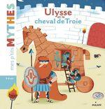 Vente EBooks : Ulysse et le cheval de Troie  - Agnès Cathala