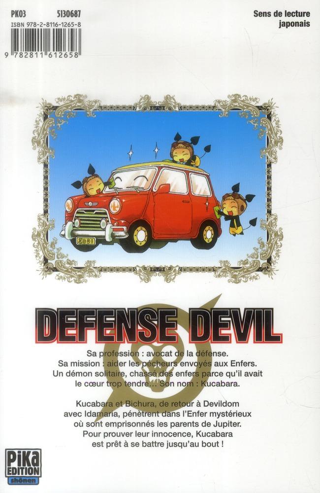 Defense devil t.8