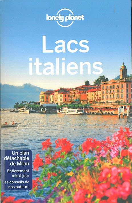 LONELY PLANET - LACS ITALIENS 3ED