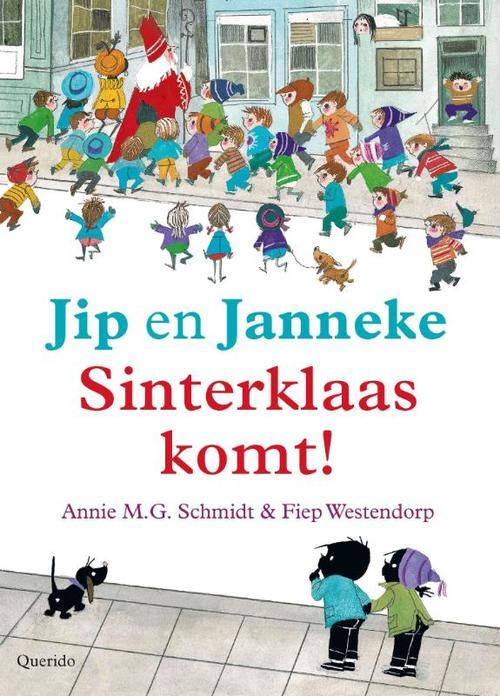 Jip en Janneke - Sinterklaas komt!