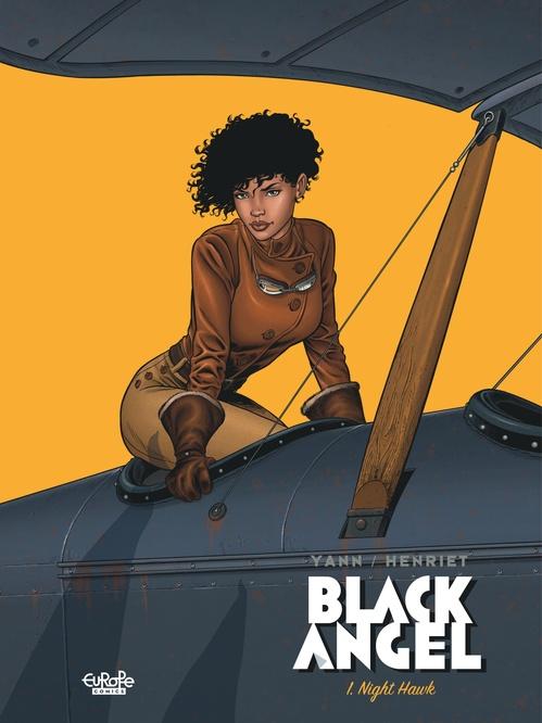 Black Angel - Volume 1 - Night Hawk