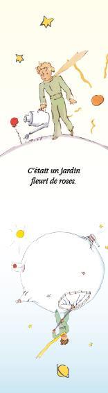 Marque-page Le Petit Prince T.12