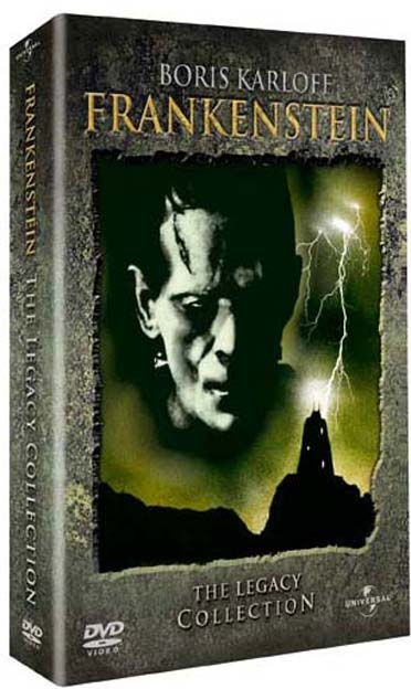 Frankenstein - Coffret Legacy Collection