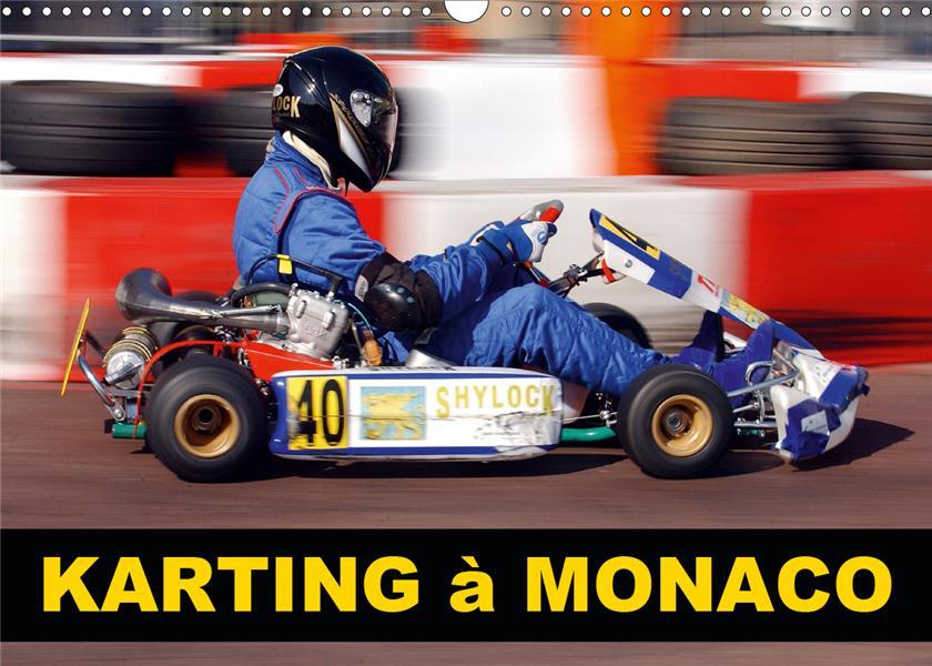 Karting à Monaco (édition 2020)