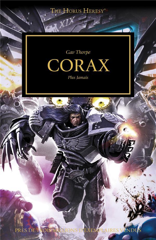 Corax ; plus jamais