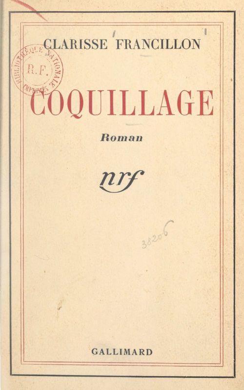 Coquillage  - Clarisse Francillon