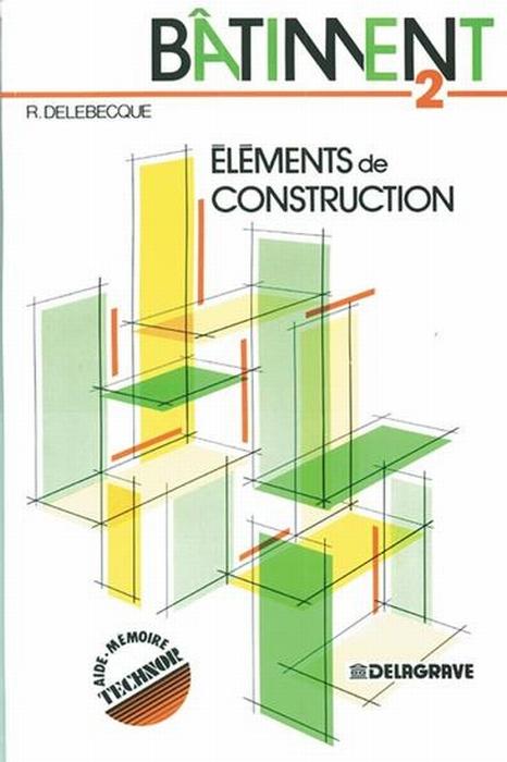 Amt Batiment T.2 Elements De Constitruction