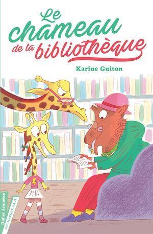 Le chameau de la bibliothèque