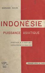 Indonésie, puissance asiatique