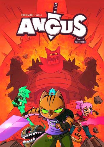 Angus T.2 ; Gardopolis