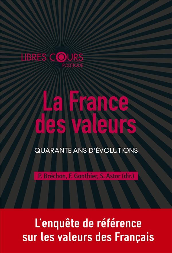 Le France des valeurs