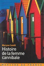 Vente EBooks : Histoire de la femme cannibale  - Maryse CONDÉ