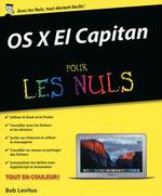 Vente Livre Numérique : OS X El Capitan Pour les Nuls  - Bob LEVITUS