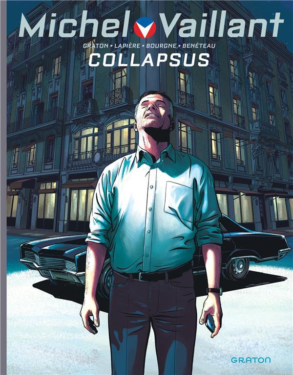 Michel Vaillant - nouvelle saison t.4 ; collapsus