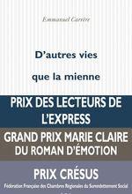 Vente Livre Numérique : D'autres vies que la mienne  - Emmanuel CARRÈRE