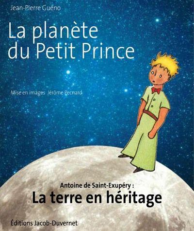 La terre en héritage ; Antoine de Saint-Exupéry sauver la planete du petit prince