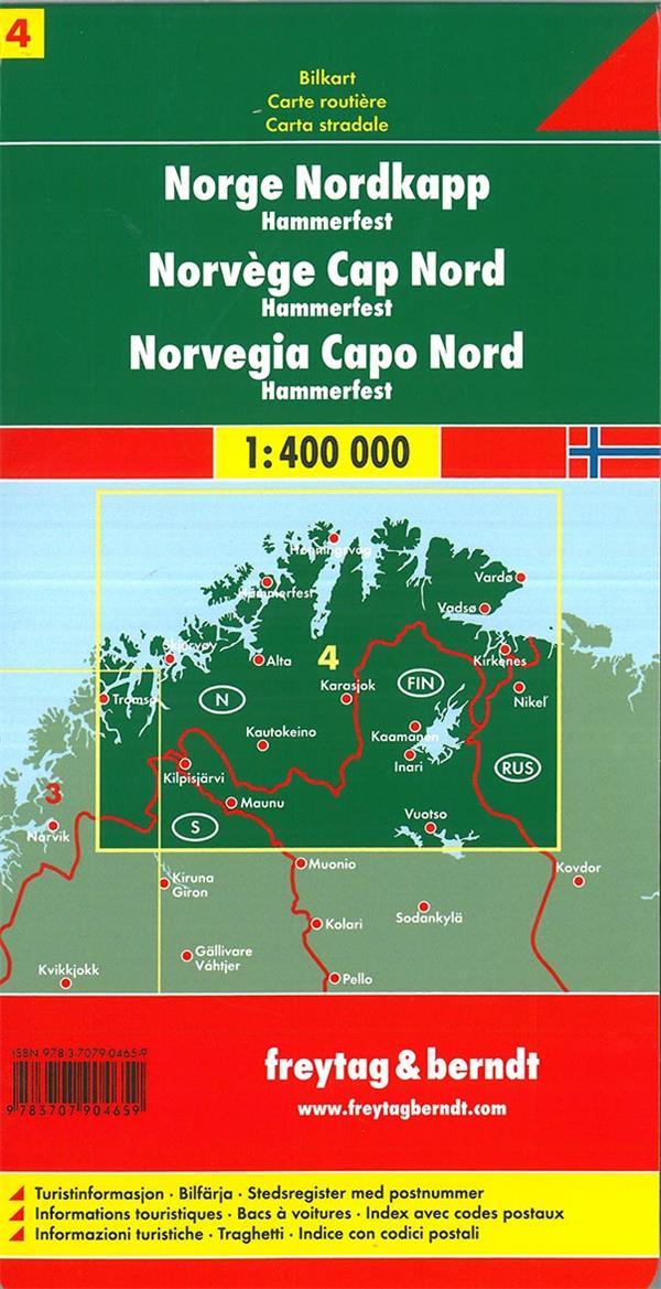 Norvege cape nord