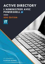 Vente EBooks : Active Directory : l'administrer avec PowerShell  - Florian Burnel