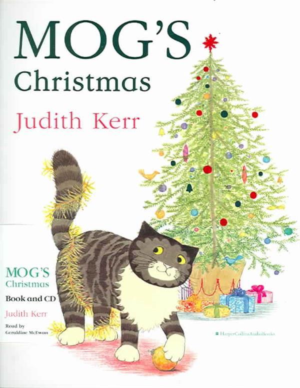 Mog's Christmas: Book + CD