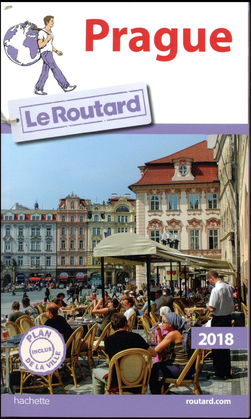 Guide du Routard ; Prague (édition 2018)