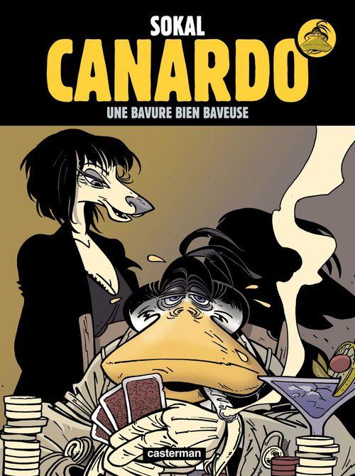 Canardo ; canardo t.20 ; une bavure bien baveuse
