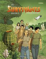 Couverture de Les Survivants - Survivants - Tome 5 - Episode 5
