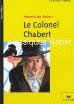 Couverture de Le colonel chabert