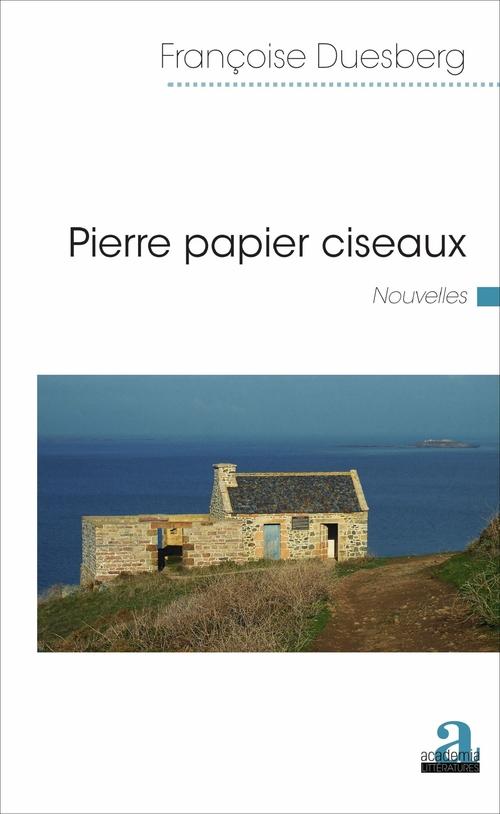 Pierre papier ciseaux. Nouvelles