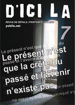 Vente EBooks : D'ici là, n°7  - Pierre MENARD