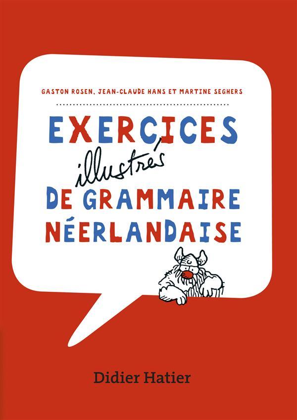 Exercices illustres de grammaire neerlandaise